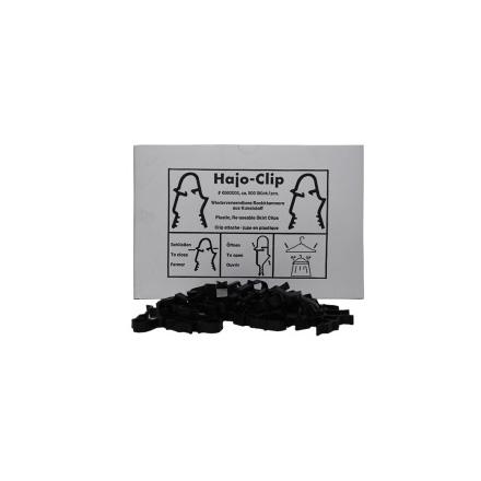 Hajo-clips 500 /stk/pakke